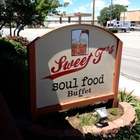 Photo taken at Sweet T's Soul Food by Nate B. on 6/9/2013