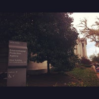 Photo taken at EPA West Building by Kathleen G. on 11/10/2012