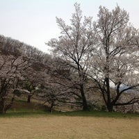 Photo taken at 甲府市中区配水場 by 富士さん on 3/26/2013
