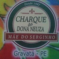 Photo taken at Charque da Dona Neuza by Leticia P. on 7/21/2013