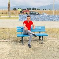 Photo taken at Dörttaş Sahil by Bahadır Y. on 3/10/2018