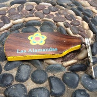 Photo taken at Las Alamandas by Marianne R. on 10/5/2014