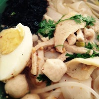 Photo taken at Seeweed And Pork Noodle Soup by DTERN s. on 5/3/2015