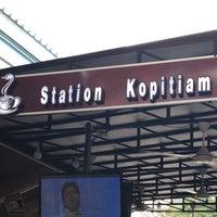 Photo taken at Station Kopitiam by Jeremy D. on 3/2/2017