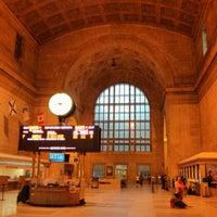 Photo taken at Union Station (YBZ) by Oleksandr P. on 6/26/2013