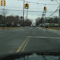 Photo taken at Waverly Ave by MacArthur c. on 2/1/2013