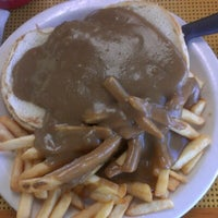 Photo taken at Papa's Drive In Diner by Pamela M. on 10/19/2012