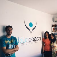 Photo taken at Blue Coach Biznis Trener by Srdjan V. on 9/15/2015