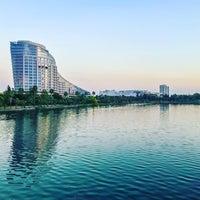 9/30/2017 tarihinde Oğuz🕴🏻 Y.ziyaretçi tarafından Sheraton Grand Adana'de çekilen fotoğraf
