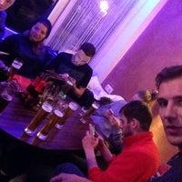 Photo taken at Funkys Bar by Sergey on 4/5/2014