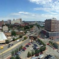Photo taken at Panasonic Riverfront by Rich P. on 10/15/2013