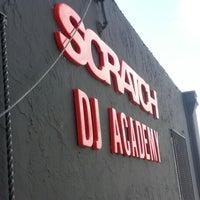 Photo taken at Scratch DJ Academy by Jeff K. on 11/9/2012