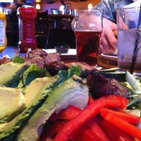 Photo taken at Crooked Pint Ale House by Christine s. on 3/31/2013