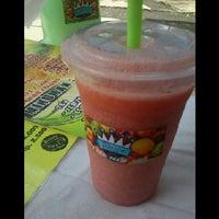 Photo taken at King's Juice by King's J. on 2/23/2013