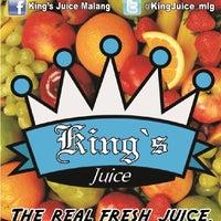 Photo taken at King's Juice by King's J. on 4/10/2014
