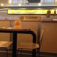 Photo taken at Which Wich? Superior Sandwiches by Berhan T. on 12/7/2012