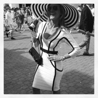 Photo taken at The Kentucky Derby 139 by Yani D. on 5/4/2013