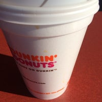 Photo taken at Dunkin Donuts by Ramitha D. on 1/17/2014