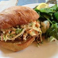 Photo taken at Bijou Cafe by Carter R. on 12/24/2012