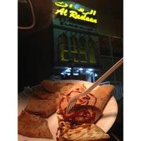 Photo taken at Al Raslan Star Cafe by Fatima M. on 7/27/2013