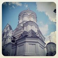 6/9/2013 tarihinde Elena S.ziyaretçi tarafından Kolomenskoje'de çekilen fotoğraf
