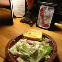 Photo taken at Rococo Restaurant & Fine Wine by Kyle G. on 1/12/2013