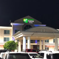 Photo taken at Holiday Inn Express & Suites Walterboro I-95 by Dinakar N. on 5/9/2018