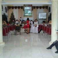 Photo taken at GMIM Elohim Paniki Atas by Oryne S. on 1/20/2013