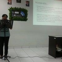 Photo taken at Jurusan Analis Kesehatan Poltekkes by Oryne S. on 11/13/2013