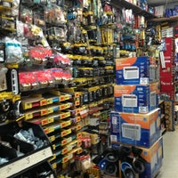 Photo taken at New York Paint and Hardware by David H. on 7/27/2013