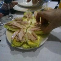 Photo taken at Restaurante Sala by Mario Temerario's Beats on 3/18/2013
