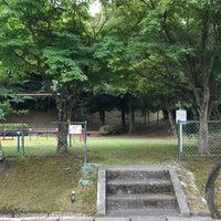 Photo taken at 中ノ台公園 by Yutaka I. on 7/28/2017