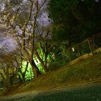 Photo taken at 中ノ台公園 by Yutaka I. on 3/31/2018