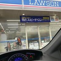 Photo taken at Lawson by Yutaka I. on 8/4/2017