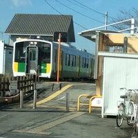 Photo taken at Higashi-Yokota Station by Yutaka I. on 2/19/2015