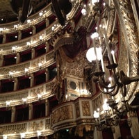 Photo taken at Teatro San Carlo by Queenfranci on 12/11/2012