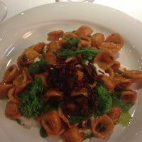 Photo taken at Antica Osteria Marconi by Queenfranci on 12/4/2012