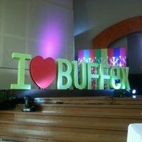Photo taken at Hiyas ng Bulacan Convention Center by Bianca Francheska T. on 9/8/2015