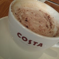Photo taken at Costa Coffee by Zainab R. on 9/22/2012