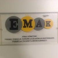 Photo taken at emak endustriyel temizlik sanayi ticaret ltd. Şti. by Begüm K. on 7/15/2015