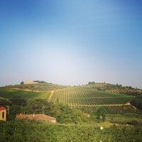 Photo taken at Castel San Gimignano by David P. on 8/6/2013