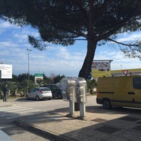 Photo taken at Area di Servizio Conero Ovest by Sonia on 2/13/2015