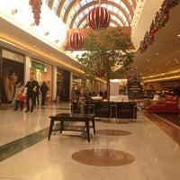 Photo taken at Il Destriero Shopping Center by Sara M. on 12/30/2012