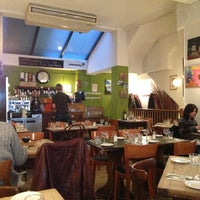 Photo taken at Pierre Victoire by Juan Carlos G. on 1/27/2013
