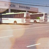 Photo taken at Estação Rodoviária de Rio Grande by Carlinhos M. on 12/23/2012