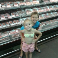 Photo taken at Supermercado Guanabara (Hiper) by Carlinhos M. on 1/23/2014