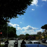 Photo taken at Piazzale Jonio by ♡ Giapponesca ♥ on 5/26/2013