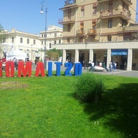 Photo taken at Piazza Anco Marzio by ♡ Giapponesca ♥ on 4/28/2013