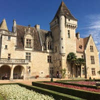 Photo taken at Château des Milandes by Marcel B. on 8/1/2016