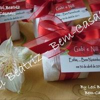 Photo taken at Leci Beatriz Bem-Casados by Cesar .. on 12/16/2012